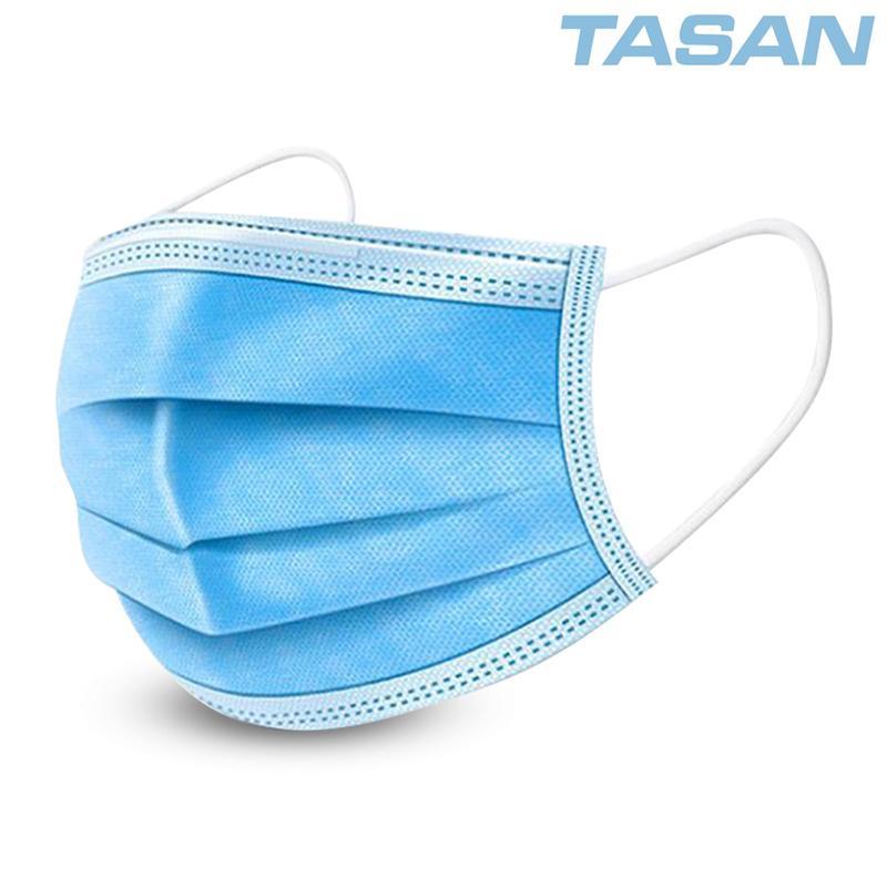 一次性3 层平面口罩(非医用)
